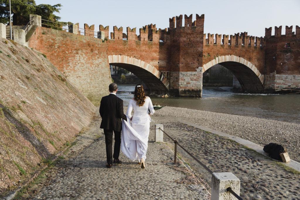 Ponte di Castelvecchio Verona