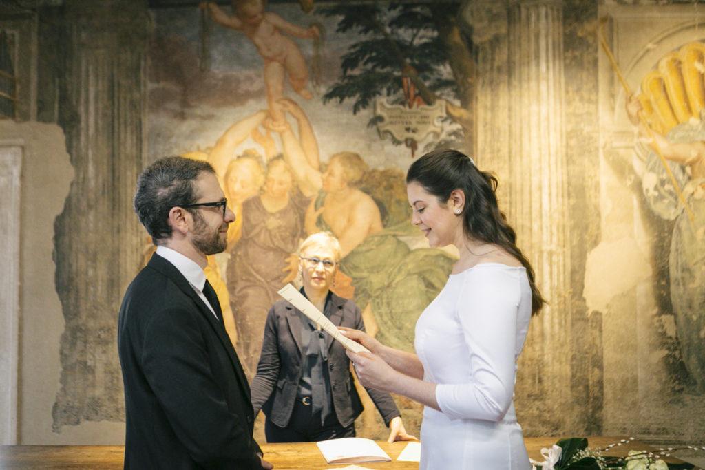 promessa della sposa
