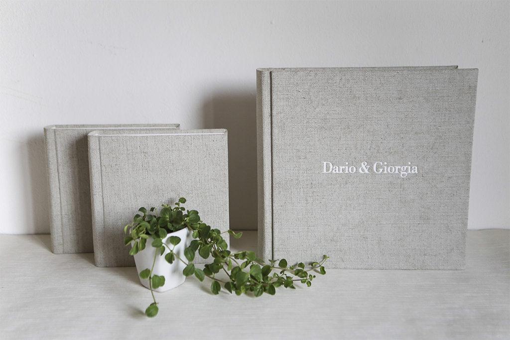 album sposi e genitori